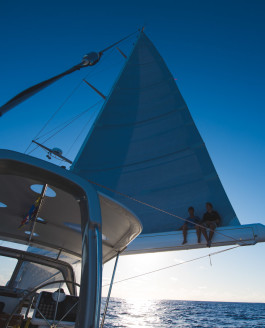 What it's like to sail across the South Pacific (placeholder)